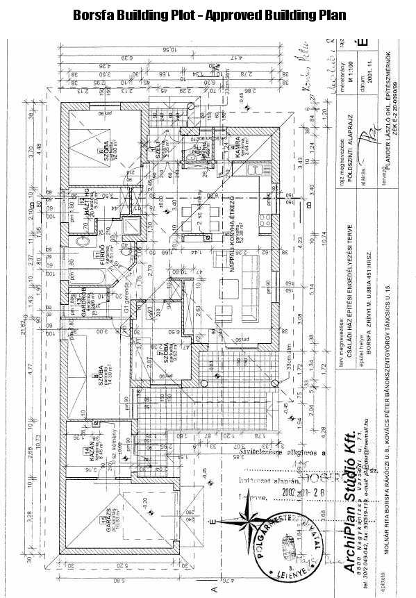 Hunimex property for How to make building plans for permit